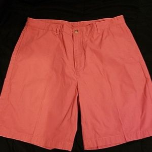 "Vineyard Vines 9"" Flat Front Classic Shorts 36"